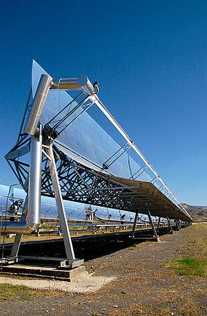 Plataforma Solar de Almería - DISS Collector
