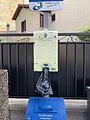 Distributeur Sacs Excréments Chiens Rue Maison Rouge Docteur Khalfa Guedj Fontenay Bois 1.jpg