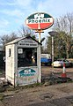 Disused petrol station, Dedham - geograph.org.uk - 1054344.jpg