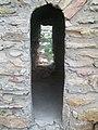 Divín - strieľňa na hrade Divín.jpg