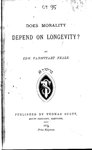 Does morality depend on Longevity?.pdf