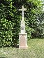 Dolving (Moselle) croix de chemin à St.Ulrich.jpg