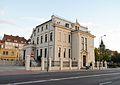 Dom Kolejarza, ul. B. Westerplatte 32, widok od ul. Jana Keplera.jpg