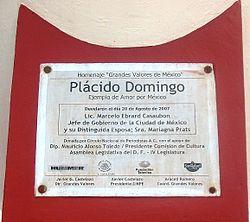 Plácido Domingo