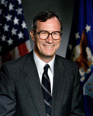 Donald Rice - Image: Donald B. Rice, Secretary of the Air Force