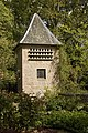 Doocot in the garden of Crathes Castle - geograph.org.uk - 477270.jpg
