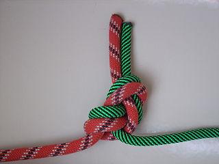 Offset figure-eight bend Dangerous knot