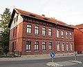 Doppelwohnhaus mit Fachwerkdrempelgeschoss, um 1900 erbaut - Eschwege Gartenstraße - panoramio.jpg