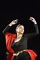 Dorothy Bhattacharya Dancing With Rabindra Sangeet - Sriniketan - Birbhum - 2017-10-21 5143.JPG
