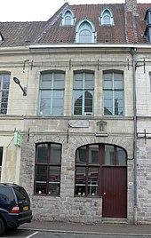Maison natale de Marceline Desbordes-Valmore à Douai