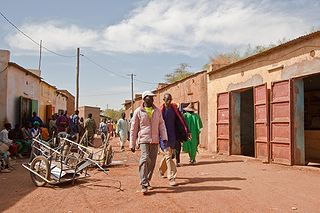 Douentza Urban Commune and town in Mopti Region, Mali