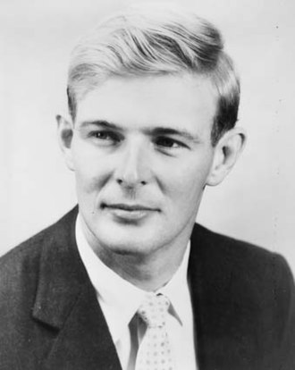 Doug Anthony - Anthony shortly after his election, in 1958.