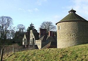 Shipton Hall - Dovecote