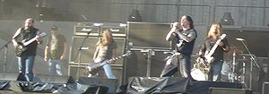 Down (band) - Down performs in Bologna, Italy, on 22 July 2008