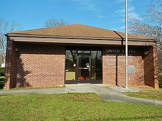 Dozier, Alabama - Image: Dozier, Alabama Post Office 36028