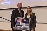 Dr Dava Newman, NASA Deputy Administrator visit to New Zealand, July 11-18, 2016 (28301377965).jpg