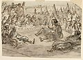 Drawing, Zouaves in the Camp of St. Maur, 1859 (CH 18349487).jpg