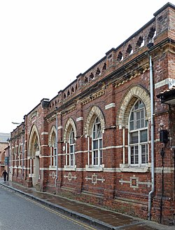 Drill Hall (former), St Andrewgate, York (5730961640).jpg
