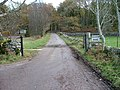 Driveway to Culachy House - geograph.org.uk - 284462.jpg