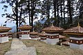 Druk Wangyal - 108 Chortens at Dochula on Thimphu-Punakha Highway - Bhutan - panoramio (23).jpg