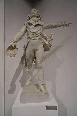 Edmond Louis Alexis Dubois-Crancé - Dubois Crancé by Aristide Croisy