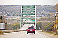 Dubuque Wisconsin Bridge heading toward Iowa.jpg