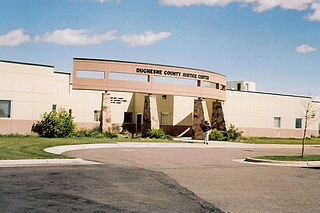 Duchesne County, Utah County in the United States