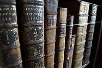 Dunham Massey Hall - Library.jpg