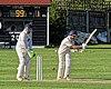 Dunmow CC v Felixstowe and Corinthians CC at Great Dunmow, Essex, England 074.jpg