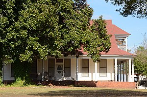 National Register of Historic Places listings in Calhoun County, Arkansas