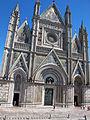 Duomo di orvieto, facciata 01.JPG