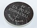 Duracell DL2032 Coin cell-1231.jpg