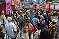 Durga Puja Spectators - Singhi Park - Ramani Chatterjee Road - Kolkata 2014-10-02 8983.JPG