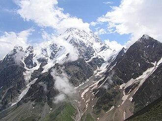 Kabardino-Balkaria - Mount Dykh-Tau.