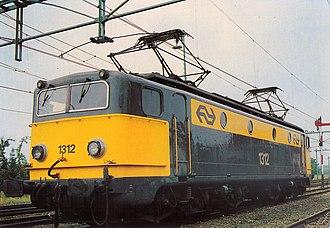 NS Class 1300 - Image: E loc 1312