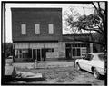 EAST FRONT - Washington Historic District, Zophus Leggett Store, 302 Pierce Street, Washington, Beaufort County, NC HABS NC,7-WASH,1-1.tif