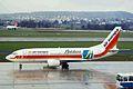 EC-GFU B737-3Y0 Air Europa ZRH 20MAR99 (6235408519).jpg