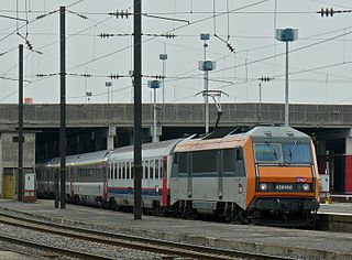 <i>Vauban</i> (train) express train between Brussels, Belgium, and Switzerland (and previously Italy).