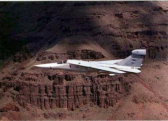 Gulf War air campaign - EF-111 Raven