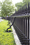 Railings to Churchyard of Cathedral Church of St Paul
