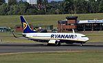 EI-EVT B737-8AS Ryanair BHX 30-08-16 (30692676965).jpg