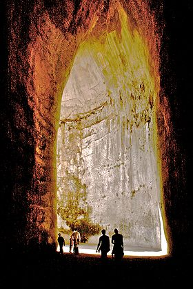 Inside the Ear of Dionysius