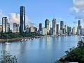 Early morning in Brisbane City seen from Kangaroo Point, September 2020, 07.jpg