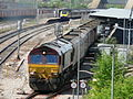 Eastbound EWS 66230 from Hambrook Lane bridge 02.jpg