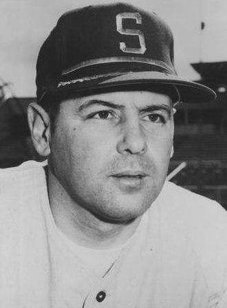 Eddie O'Brien (baseball) - O'Brien as a coach for the Seattle Pilots in 1969