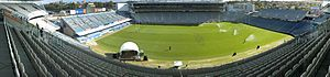 2011 Rugby World Cup Final - Image: Eden Park panorama