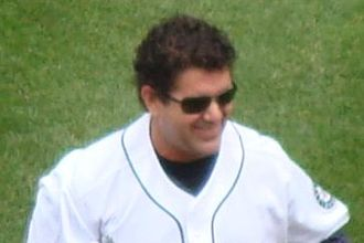 Seattle Mariners Hall of Fame - Edgar Martínez in 2009