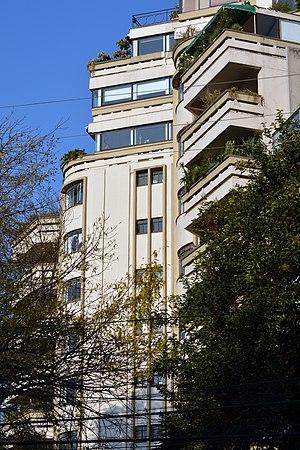 Basurto Building - Image: Edificio Basurto Colonia Condesa Ciudad de México 5