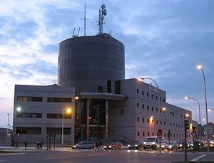 Ertzaintza - Ertzaintza Headquarters in Vitoria-Gasteiz