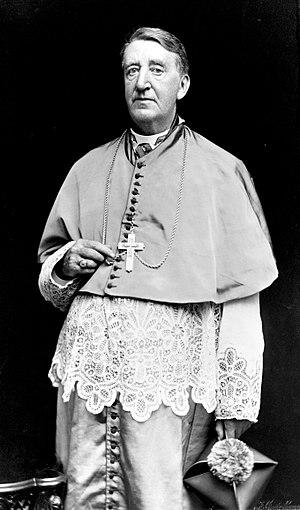 Archbishop Prendergast High School - Archbishop Prendergast circa 1911